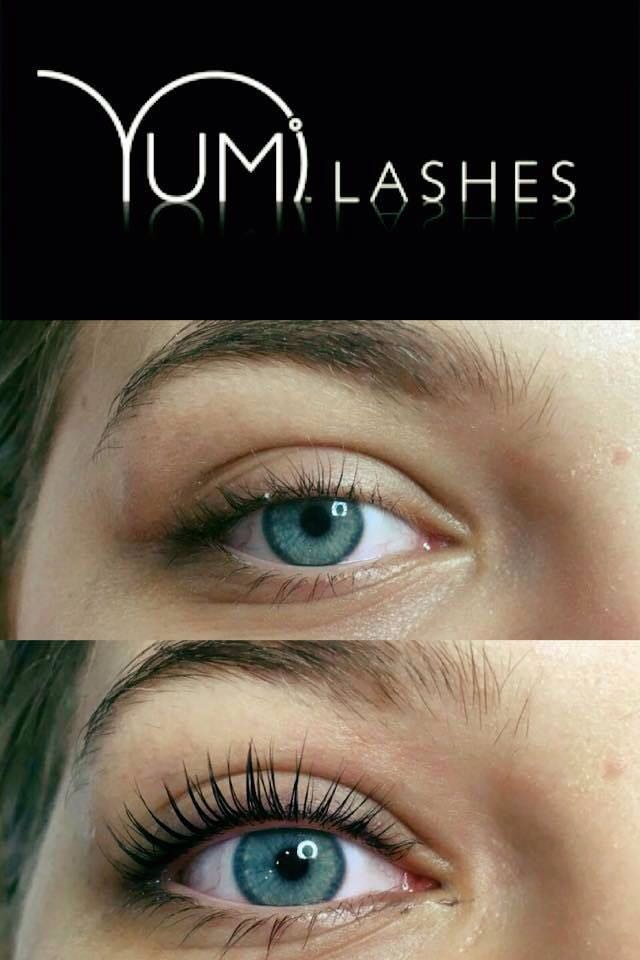 Yumi Lashes Effekt